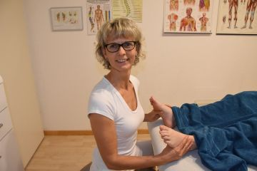 Fussreflex-Massage, Arbon